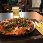 pizza casanova savelli...ottima!!!