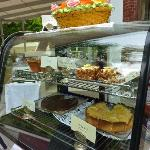 The very tempting desserts