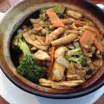 Chicken Clay Pot! ummmm!