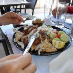 eccellente pranzo di thea e barbara