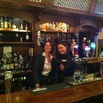 Oonagh & Lisa in the Pub
