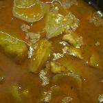 spicy chicken amok