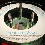 I Touched a Piece of the Moon