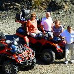 Quad Squad ATV Tour Oct, 2012