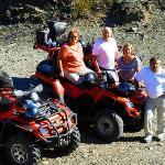 Quad Squad ATV Tour Oct, 2012
