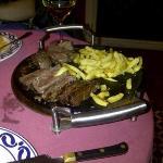 the best fillet steak I have ever had