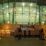 indoor ice rink in soho