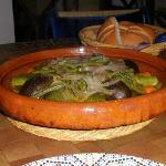 One of Aziz's tagines