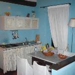 """Angolo cottura appartamento """"Attilia"""""""