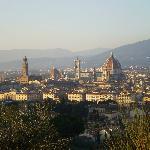 vista desde Piazza Michelangelo