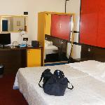 la camera n 7 all'ultimo piano