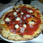 Pizza cegliese - Ottima