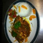Rupchanda....fish prepared on request yum yum .!!!