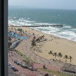 Sunny day in Durban