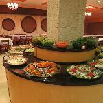 Il ricco buffet