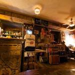 Bar Area - Cuba Cafe