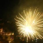 The Italians Love 'Em Some Fireworks
