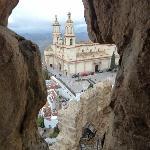 Iglesia de la Encarnación desde el Castillo