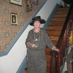 The Marvelous Hostess and Owner of Edgewood, Dot