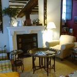 Hotel Churrut - lounge