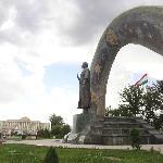 Rudaki Park Dushanbe