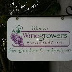 One of North Georgia's wineries