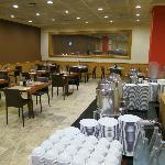 Sala colazioni-cene