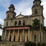 Antigua Catedral, Nicaragua
