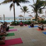 Special class at a Golden Sands Resort