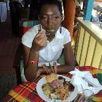 Photo de Trios Caribbean Fusion Restaurant