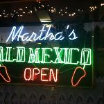 Martha's Old Mexico