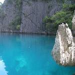 Barracuda Lake, Coron Island, Philippines