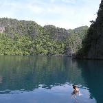 Barracuda Lake, Coron Island, Palawan, Philippines