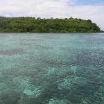 Towards Malcapuya Island, Coron, Palawan, Philippines.