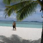 Malcapuya Island, Coron, Palawan, Phillipines