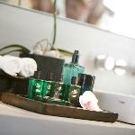 Luxury Hermes Amenities.