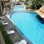 3 level pool