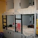 Kamar dengan 10 Pods