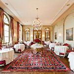 Gourmetrestaurant Cheval Blanc