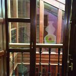 ventana interior
