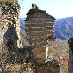 Qing Shangguan Great Wall