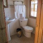 Rm #11 Bathroom