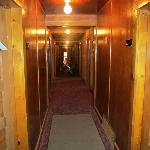 Hallway of Historic Hotel