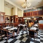 Барный зал ресторана