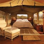 Luxury Safari-Style Tents