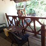 Garden view Room Veranda