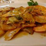 Ravioli with Shrimp - amazing!