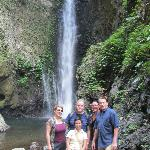 Day out at the Gitgit Waterfalls