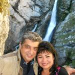 Savica Waterfalls