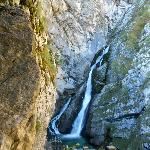 Slap Savica - Savica Waterfalls 10kms. from hotel